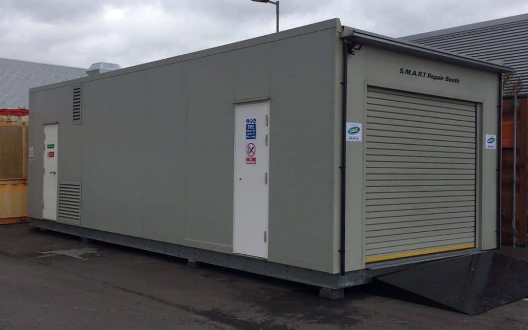 Watford based S.M.A.R.T Repair Booth