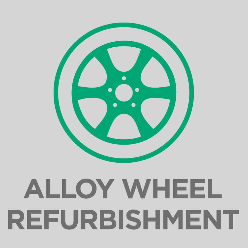 Mobile Alloy Wheel Refurbishment