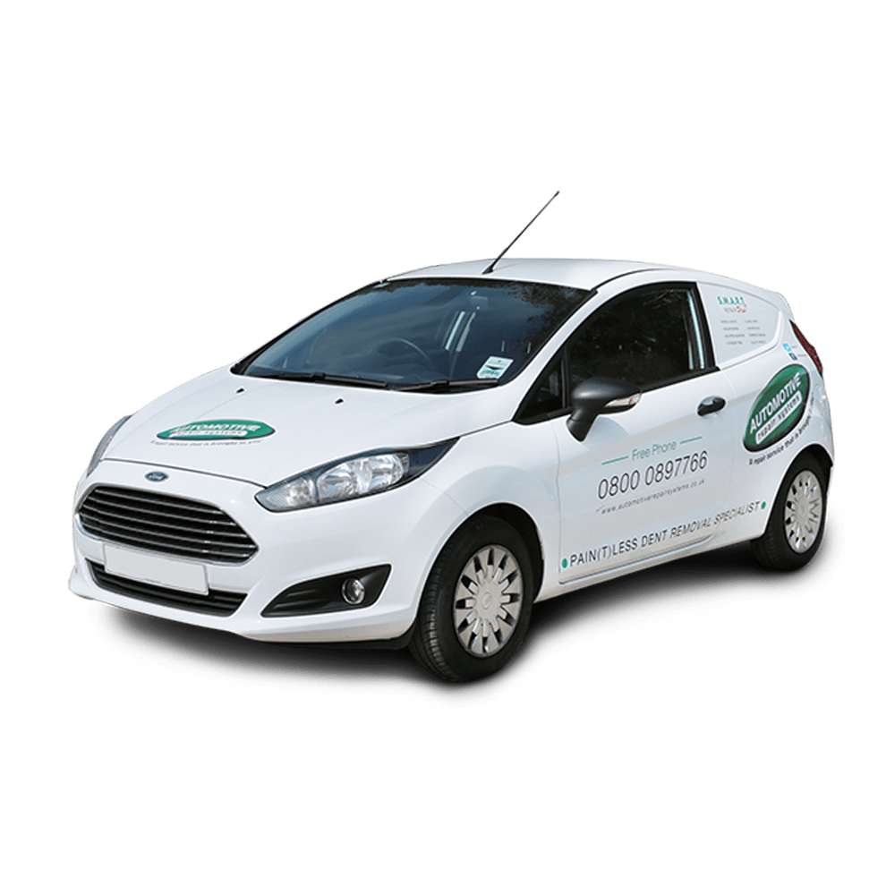 Mobile Ding and Dent Repair Van