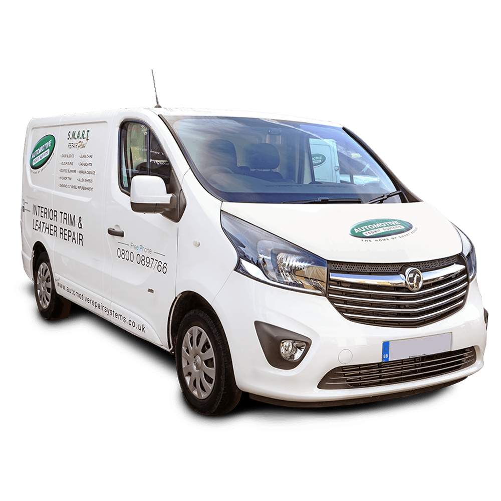 Mobile Interior Trim and Glass Repair Van