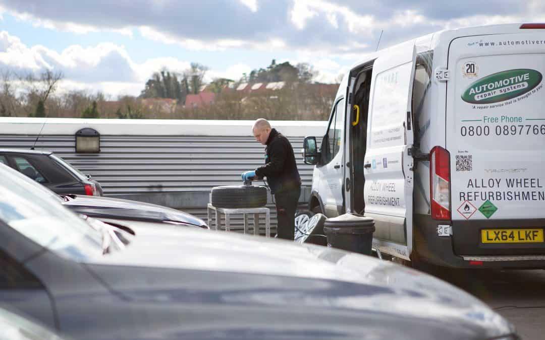 Mobile Wheel Repair Technician *Orpington*