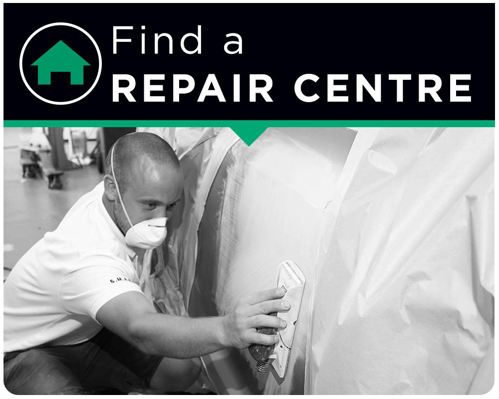 Find one of our UK repair centres