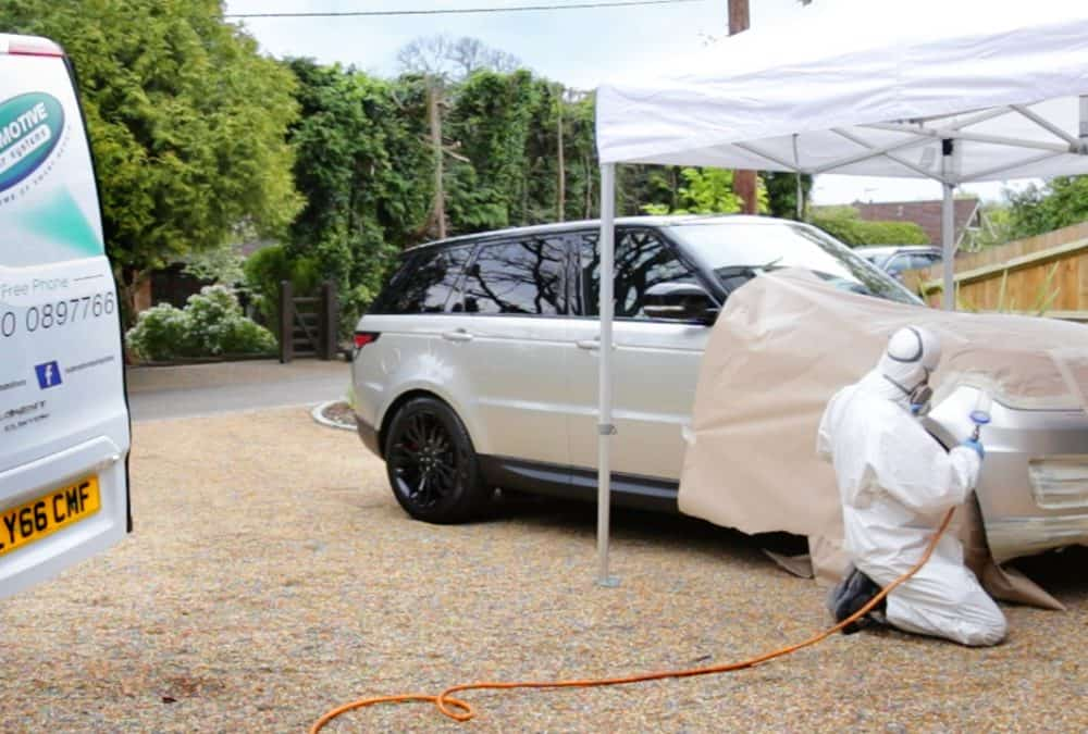 Mobile Paint & Wheel Repair Technician *Swindon*
