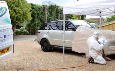 Mobile Paint & Wheel Repair Technician *Hertfordshire*