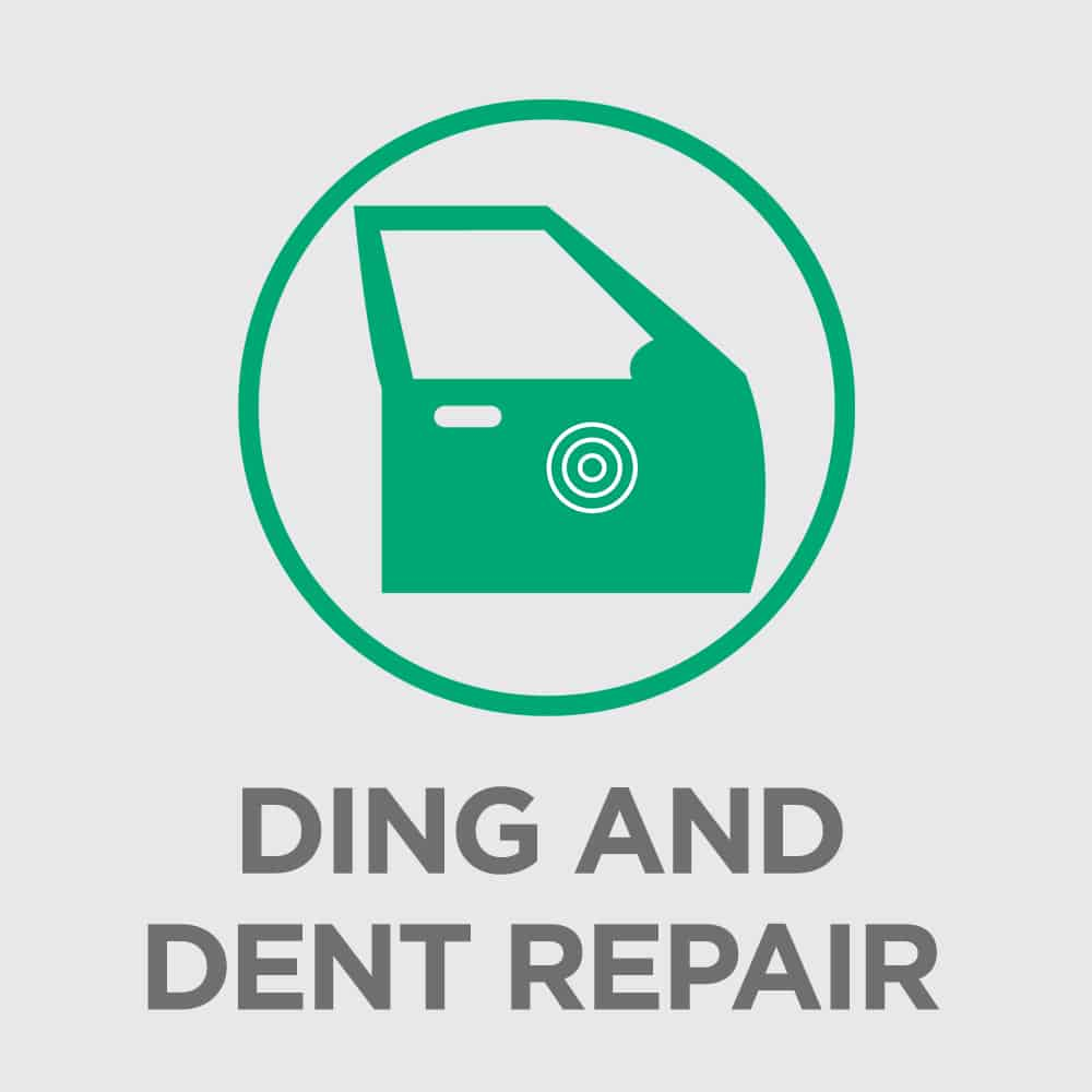 Car ding and dent repair