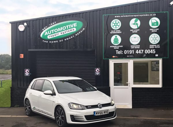 Gateshead vehicle repair centre
